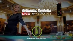 Authentic Royal Casino Roulette Review
