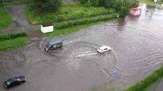 Потоп в Ульяновске. Часть 3