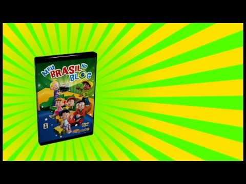 CPB musicasa - DVD Meu Brasil no Blog - Turma Nosso Amiguinho