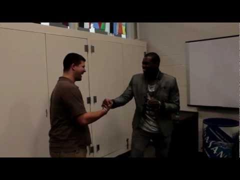 Kevin Olusola Vs. Dylan Palmer (Beatbox-off)
