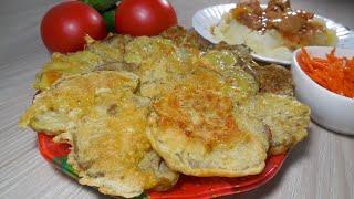 ✅Быстрое блюдо из одного из самых популярных ингредиентов/ Грибы в кляре