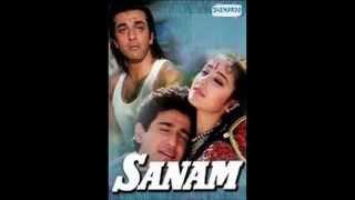 Aankho me ninde na dil me qarar  ( Sanam  ) Free karaoke with lyrics by Hawwa -