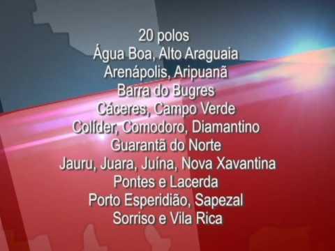 Vila Rica e mais 19 polos deve receber 17 cursos da Unemat em 2017 na modalidade a distancia