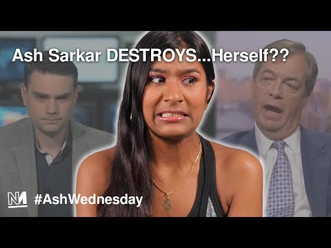 Ash Sarkar DESTROYS... herself?