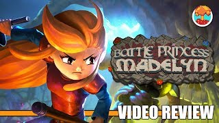 Review: Battle Princess Madelyn (PlayStaiton 4, Xbox One, Switch, PS Vita & PC) - Defunct Games