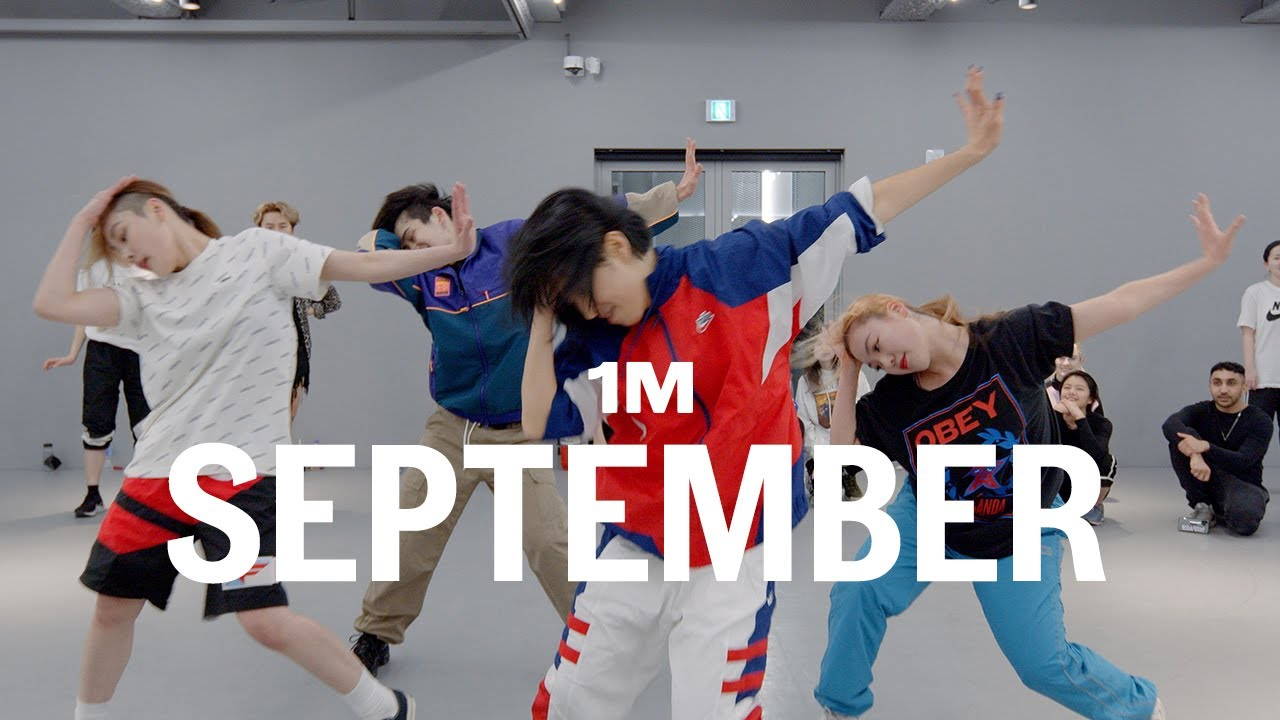 Download Earth, Wind & Fire - September  / Lia Kim  Choreography