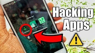 হ্যাক করার জন্য ৩টি বেস্ট এপ | Best 3 Hacking Apps for android | 2018 | android tutorial