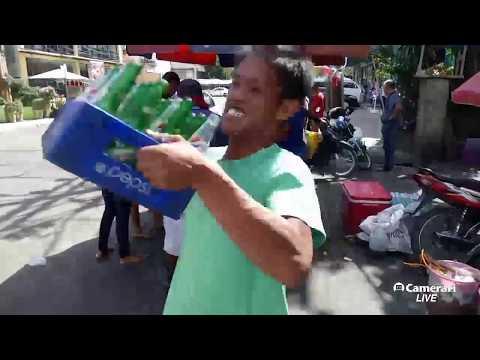 Philippines LIVE - Cebu City Street Walk Capitol Site Visayas Philippines Live Stream