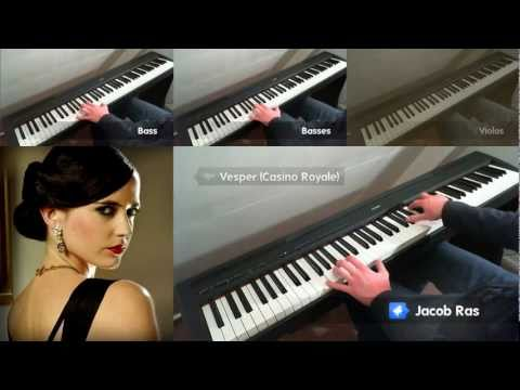 Vesper (Casino Royale) piano cover