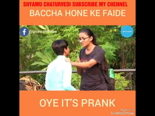 Meri baat suno kan???????????????? me BOY PRANK VIDEO