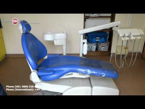 A-dec 1040 Dental Chair