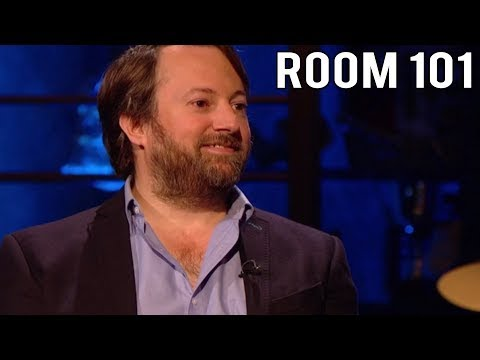"David Mitchell - ""Room 101 Appearance 2017"" (David Mitchell Funny Moments on Room 101)"