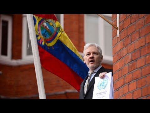Ecuador, After Security Pact W/U.S., Removes Julian Assange's Security; Guardian Smear Was Pretext
