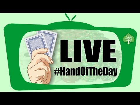 Hand Of the Day  - Live #01