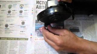 Разрезание лампочки (Cut Glass Lamp)