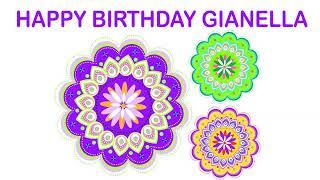 Gianella   Indian Designs - Happy Birthday