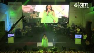 """Agar Tum Mil Jao"" by Shreya Ghoshal ( AAS Housewives Awards 2012 )"