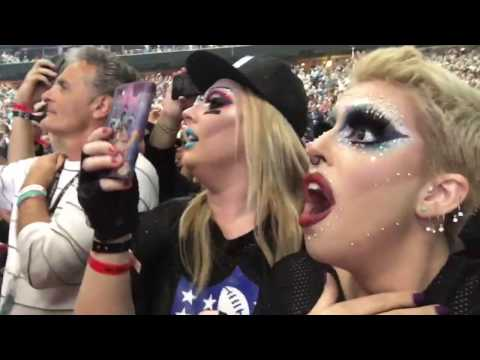 Superbowl Halftime 2017 - Lady Gaga Adventure