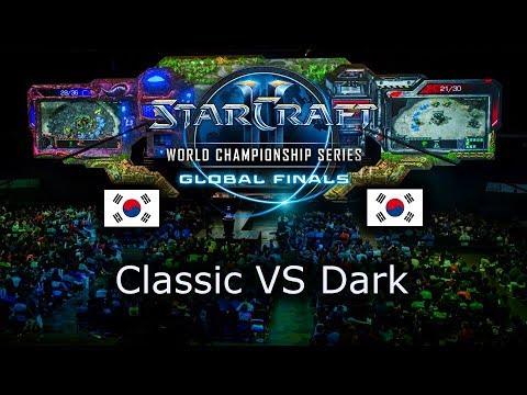 Classic VS Dark - Mistrzostwa Świata 2019 - Półfinał 2 - polski komentarz