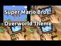 Super Mario Bros. Overworld Theme - Nintendo Labo Piano Cover / ニンテンドーラボピアノでスーパーマリオブラザーズ