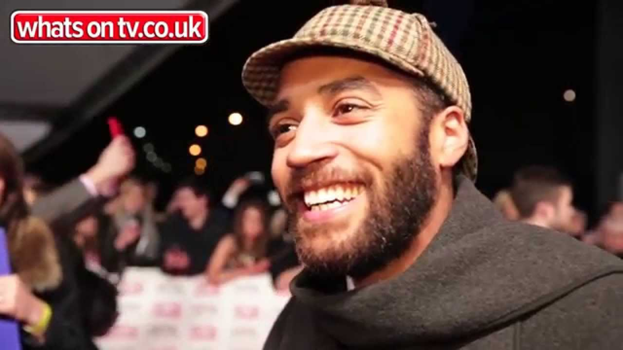 samuel anderson shirtless