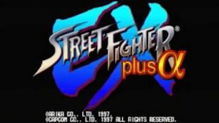 Street Fighter EX plus Alpha Combo Video (1999 ver.)