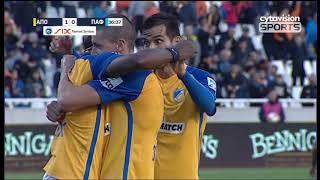 ΑΠΟΕΛ - ΠΑΦΟΣ F.C.  5/11/17 11η Αγωνιστική