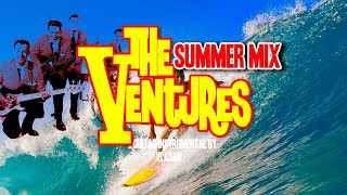 THE VENTURES Summer Mix - Best Of The Ventures Hits / HQ audio