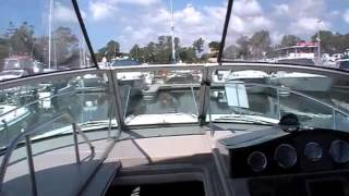 Sea Ray 335 Sports Cruiser