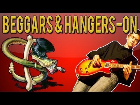 Slash's Snakepit - Beggars And Hangers-On Full Guitar Lesson (With Tabs)