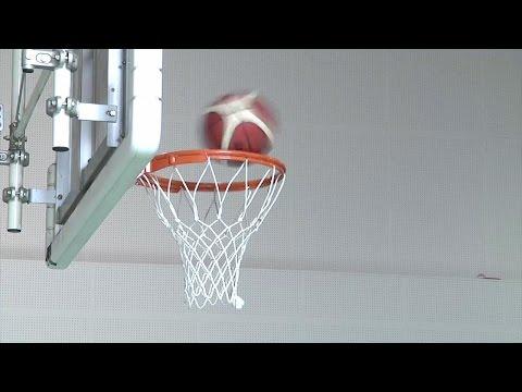 Yokosuka Middle School Students Train with NBA Shooting Coach
