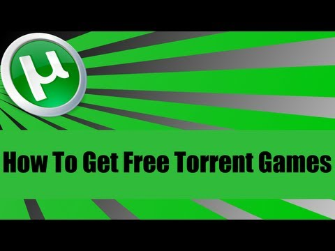 How to get free pc games -torrents-