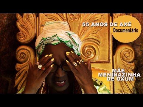 CULTNE - Mãe Meninazinha de Oxum -   55 anos de Axé