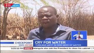 Lack of water now a security threat in Turkana