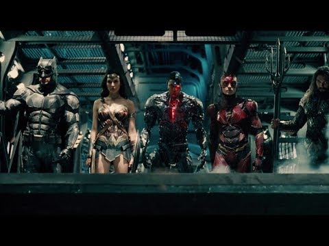 Thumbnail: Justice League - Moments
