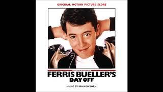Ira Newborn - Ferris Bueller's Day Off *1986* [FULL SOUNDTRACK]