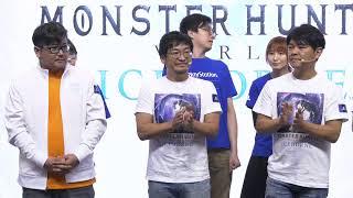 PS4《Monster Hunter World: Iceborne》製作人活動 @ 香港動漫電玩節 2019