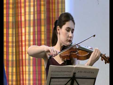 Fanny Clamagirand & Vanya Cohen live @ Festival International de Colmar 2011