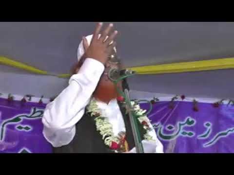 Qari Jamshed Johar Jharkhandi new naat jalsa of begusarai Bihar 2017