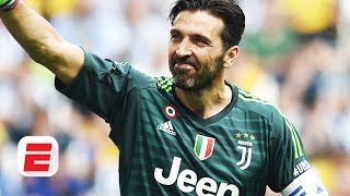 Gianluigi Buffon returning to Juventus: 'No rhyme or reason for this' - Paul Mariner | Serie A