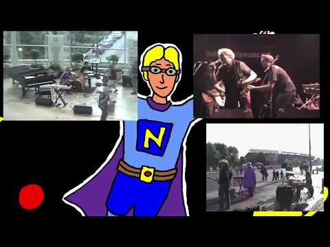 Niswander: Music To Superhero- (documentary) Featuring Niswander, the Niswander Band and more!