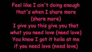 Bow Wow feat. Ciara - Like You ft. Ciara Lyrics