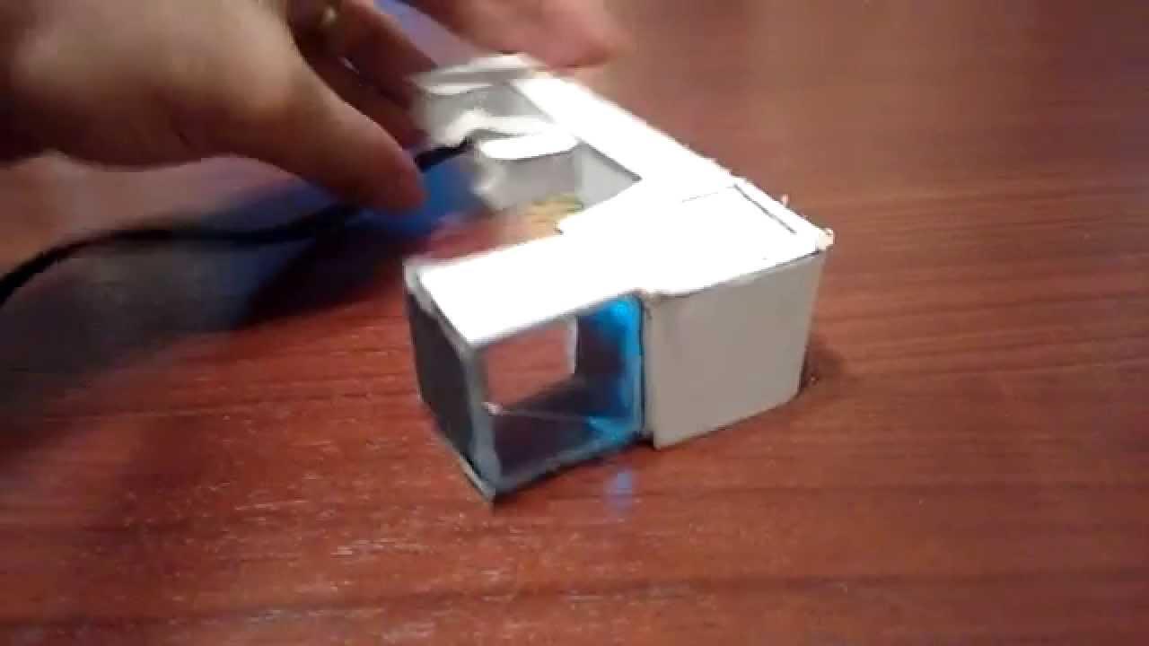 Diy Google Glass Built With Arduino