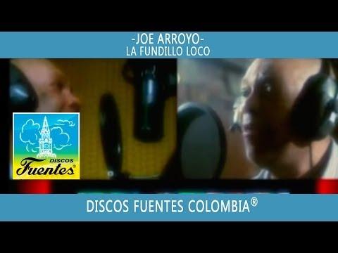 La Fundillo Loco / Joe Arroyo - [ Discos Fuentes ]