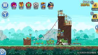 Angry Birds Friends 13th August 2018 Level 3 WEEKLY TOURNAMENT WALKTHROUGH