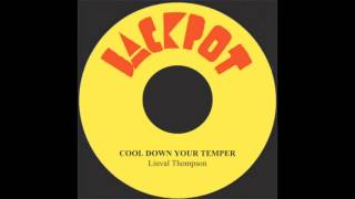 Cool Down Your Temper - Linval Thompson
