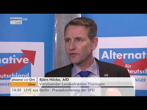 AfD: Björn Höcke