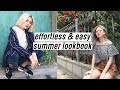 Effortless Easy Summer Lookbook 2017 ft Thursday Island Q2HAN
