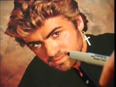 George Michael - Show Changing Face