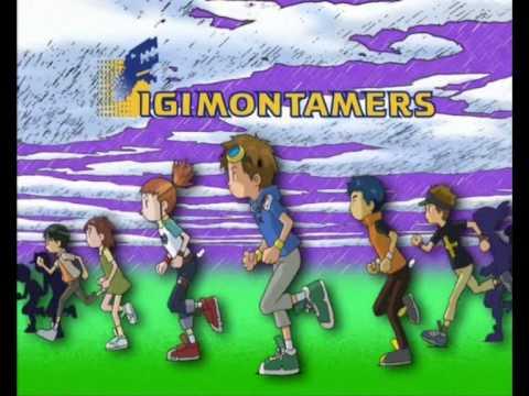 Digimon Tamers - Sigla Ita (HQ)